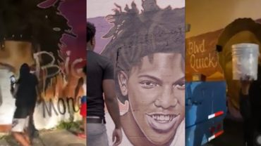 Miami Goons Tell Why They Demonized Gee Money & BLVD Quick Murals In Their Hood