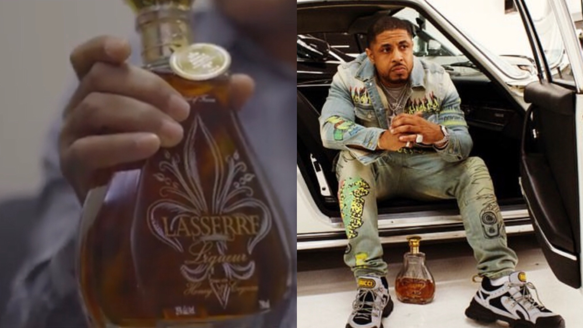New Orleans A&R Rush Billi Signs Cognac Deal With Lasserre Owning 3 Million Shares!