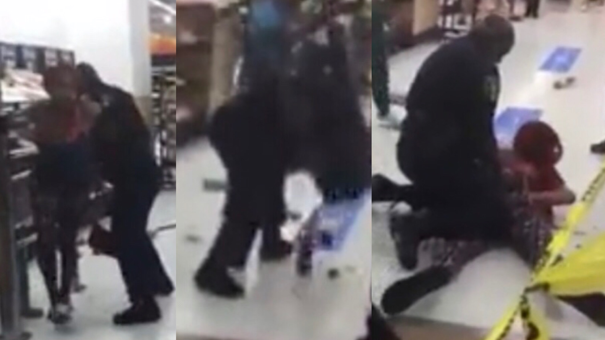 Alabama Uncle Tom Cop Body Slams Women For Not Wearing Face Mask