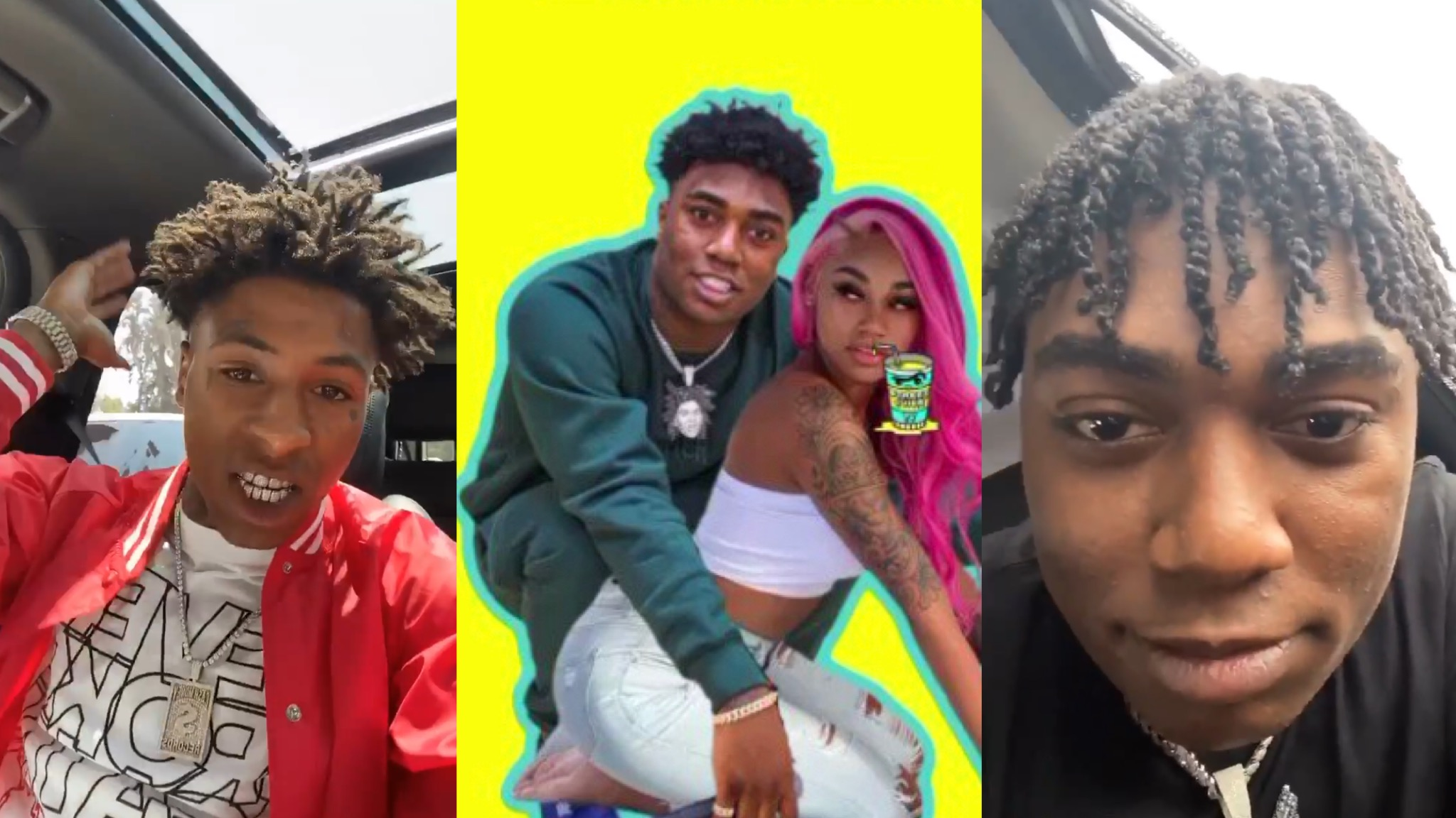 Fredo Bang And NBA Youngboy Diss Each Other On Instagram
