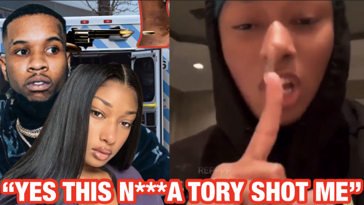 Megan Thee Stallion Exposes Tory Lanez On IG Live